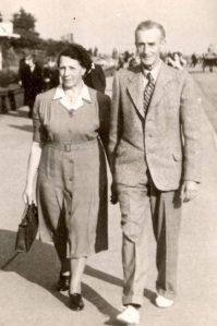 Sarah and Moses c 1946