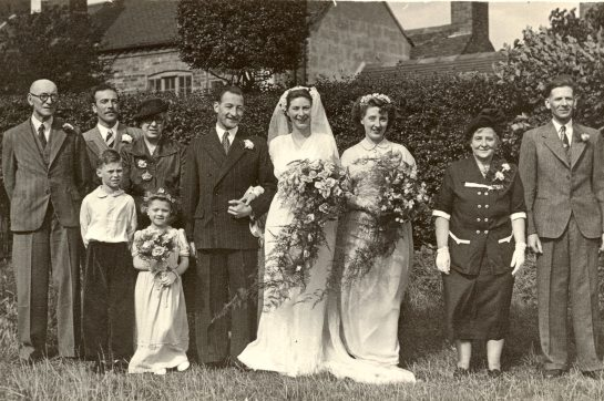 Wedding of Tony and Joan