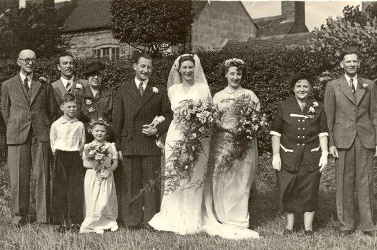 Wedding of Tony and Joan