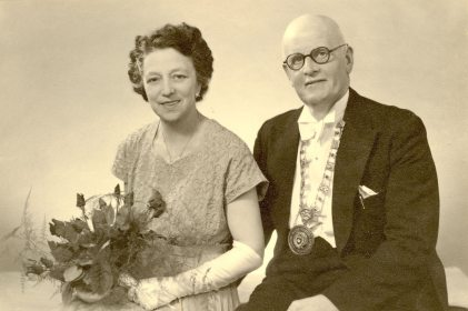 Daisy and Harry Pearson