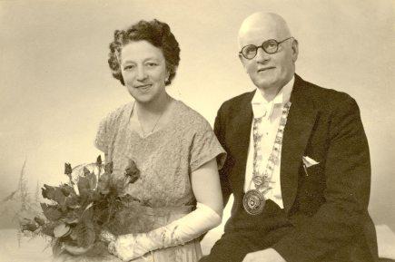 Daisy and Harry Pearson