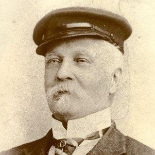Moses Knighton Sen 1835 - 1912