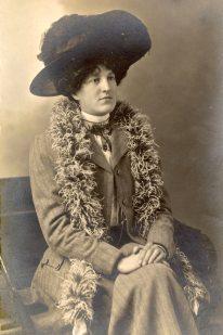 Mary Jane Faulker nee Fearn - photo by J.S.Simnett
