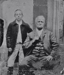 Moses and Moses c 1900