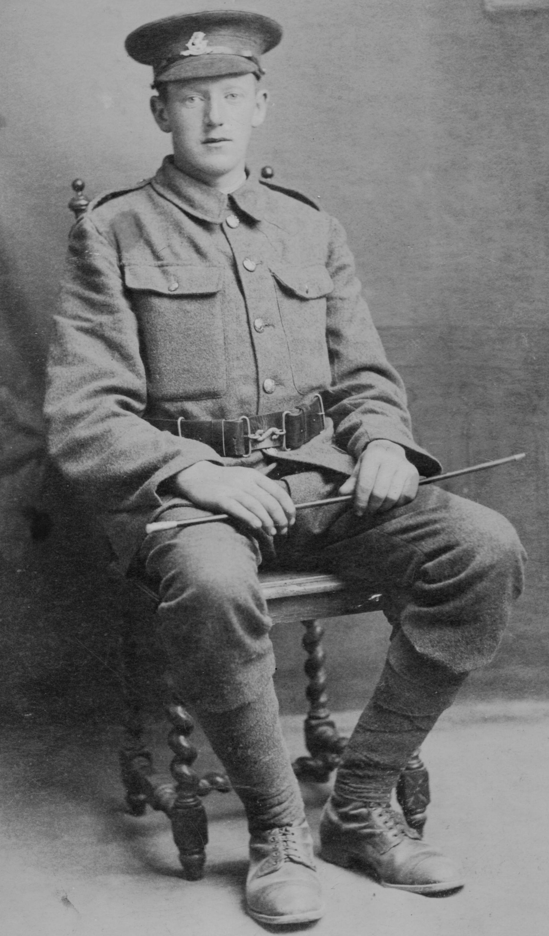 John William Whitfield